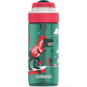 Kambukka Lagoon Flaske 500 ml Børn, grøn/farverig